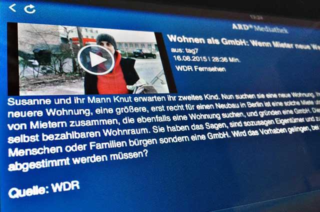 Spannende Reportage: Nachbarschaftshaus als GmbH