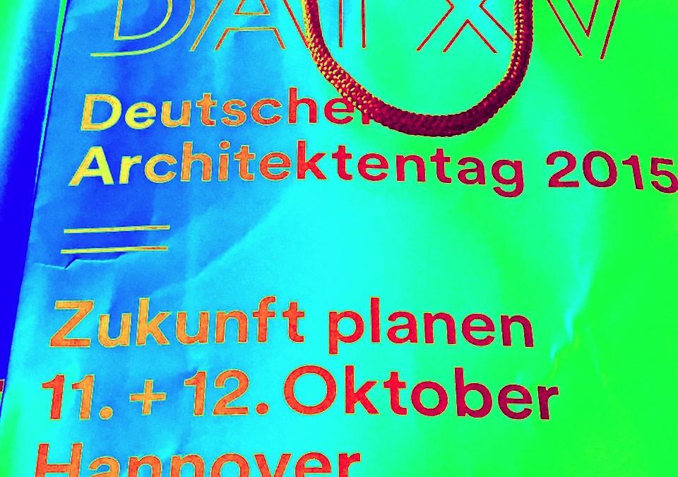 Wie Nachbarschaftshäuser in der Mitte der Gesellschaft ankommen – Bericht vom Deutschen Architektentag 2015